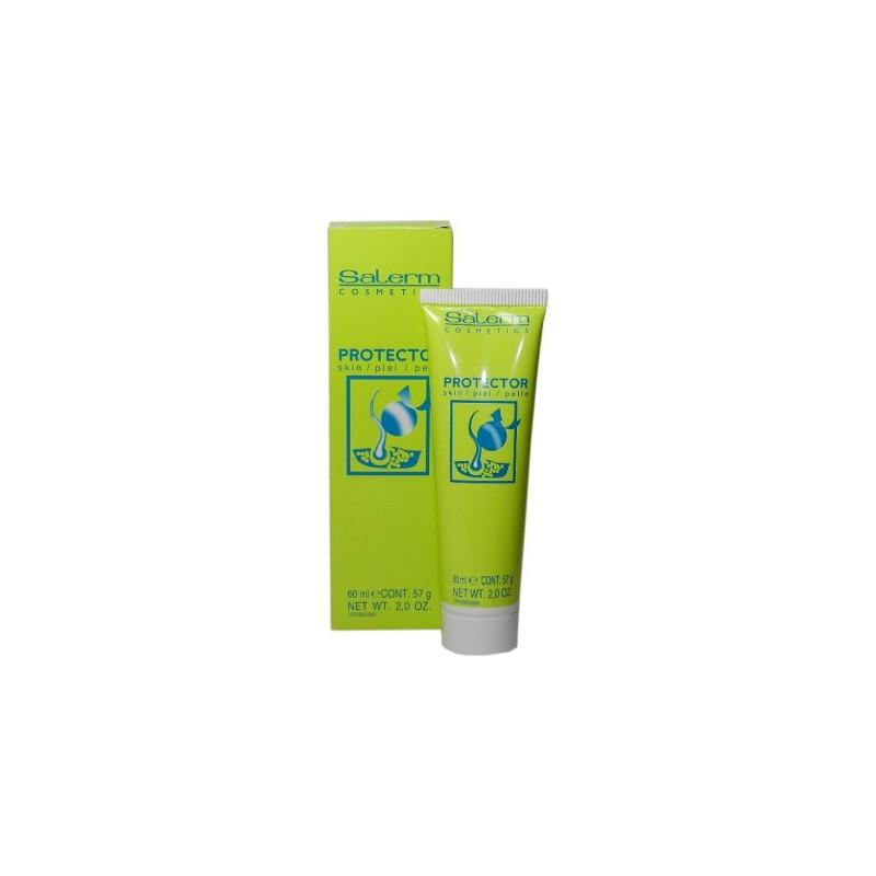 Крем предпазващ кожата от боядисване