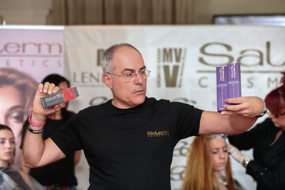 Autumn Seminar 2016 - Професионална козметика Salerm Cosmetics
