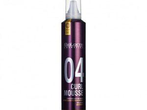 Curl Mousse Pro Line от Salerm Cosmetics на ниски цени
