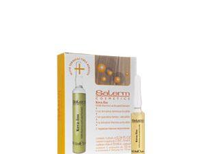 Ампули за чувствителна коси от Salerm Cosmetics на ниски цени