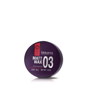 Matt Wax Pro Line от Salerm Cosmetics на ниски цени