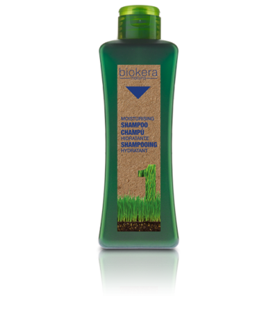 Био хидратиращ шампоан BioKera от Salerm Cosmetics на ниски цени