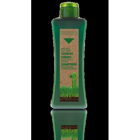 Био шампоан за мазна коса BioKera от Salerm Cosmetics на супер цени