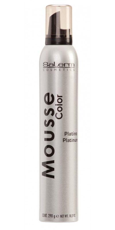 Пяна за поддържане на цвета от Salerm Cosmetics на супер цени