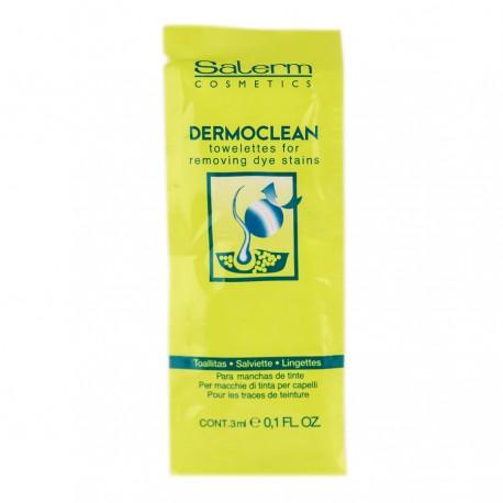 Кърпички за почистване на боята от кожата