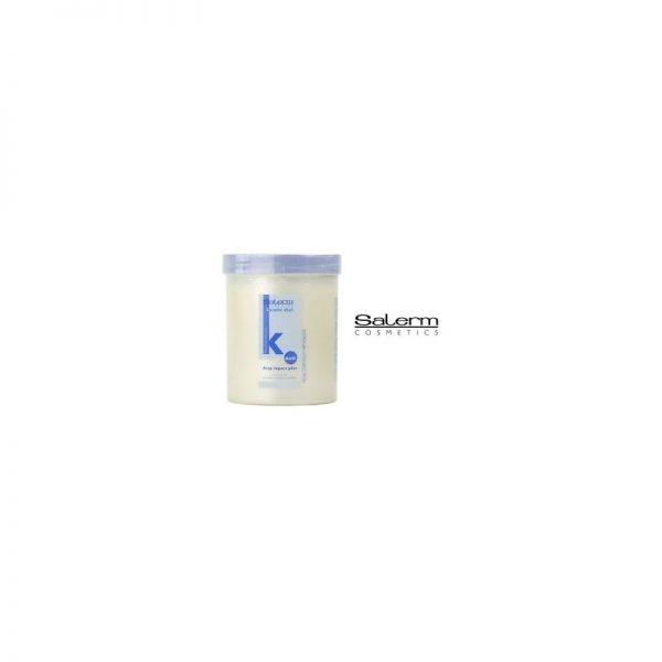Подхранваща маска с кератин - Професионална козметика Salerm на ниски цени