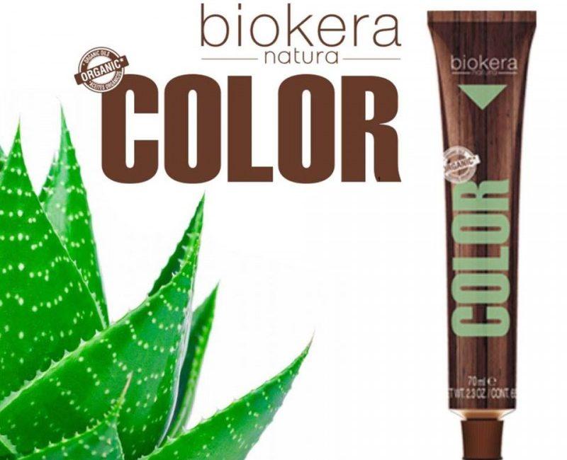 Органична боя за коса Биокера на ниски цени