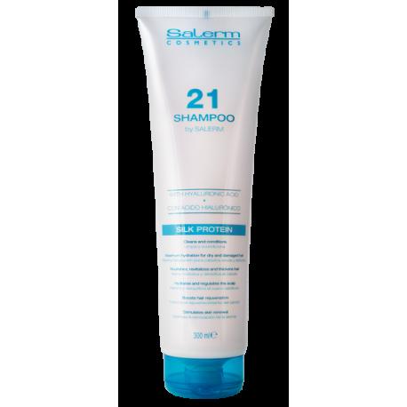 Шампоан 21 от Salerm Cosmetics на ниски цени