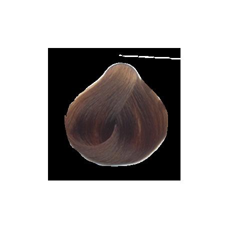 Професионална боя за коса с амоняк Salerm Vision Brown-blond-copper-7.74
