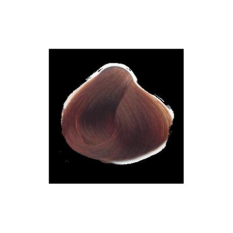Професионална боя за коса с амоняк Salerm Vision Dark-brown-blond-copper-6.74