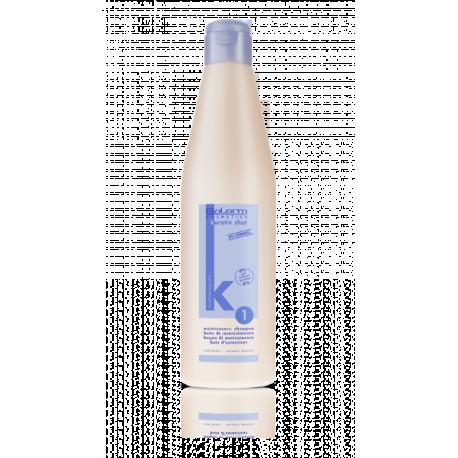 Шампоан с кератин от Salerm Cosmetics на ниски цени