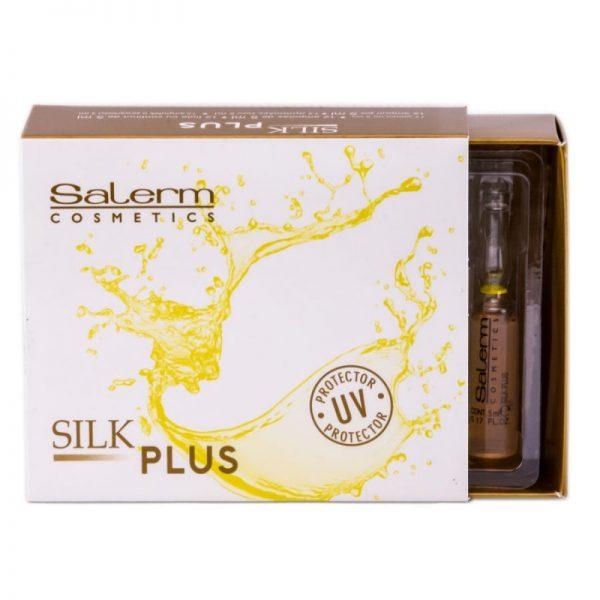 Silk Plus Ампула при техническа обработка